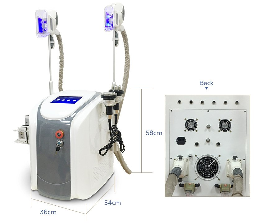 Freeze therapy for fat lipolaser RF 5 in 1 slimming machine.jpg